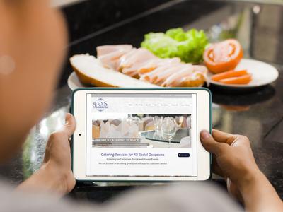 JDS Catering Tablet