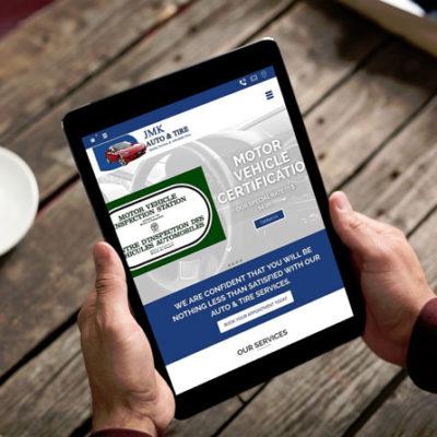 Automotive Repair Shop – WordPress E-commerce site