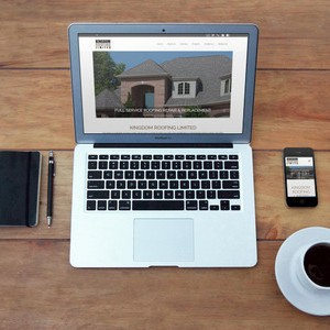 Roofing Services –  WordPress Company Website