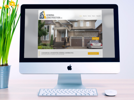 General Construction Contractor – WordPress Company Website