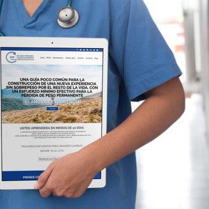 Medical & Health WordPress Website