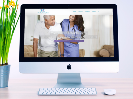 Home Care Service – WordPress Company Website