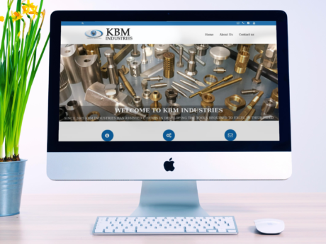 Lean Manufacturing Company – WordPress Company Website