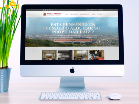 Property Listing – WordPress Website Redesign