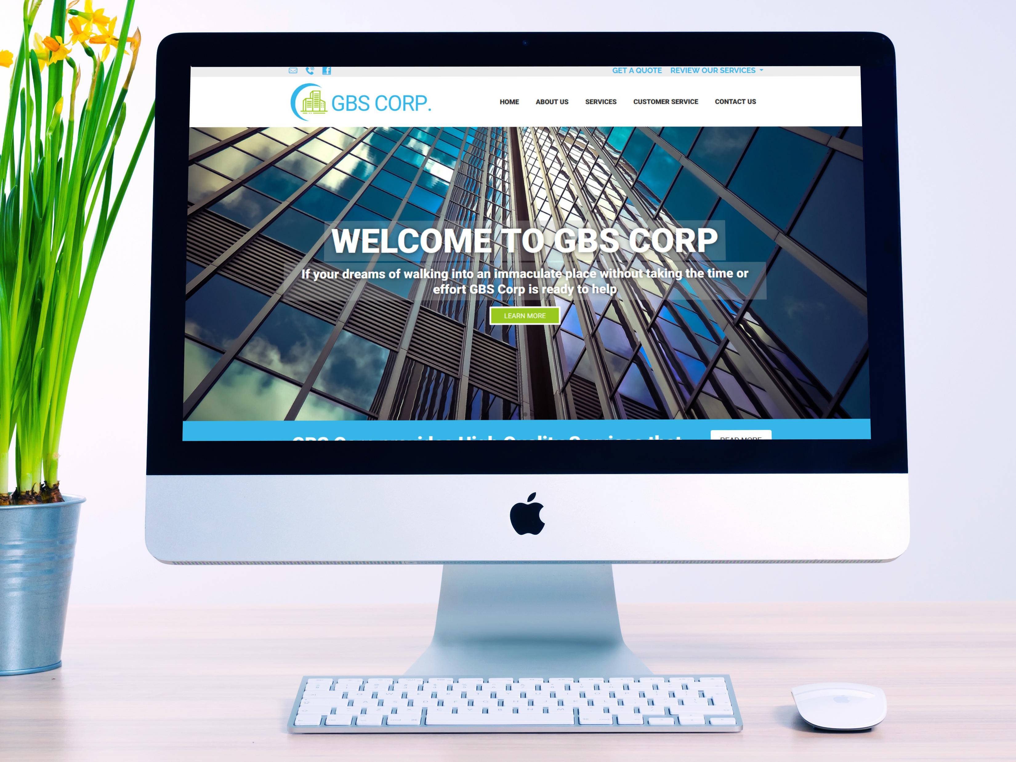 Web design - Website